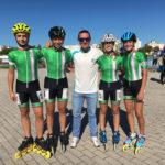 Al Trofeo Coni altre grandi soddisfazioni per i giovanissimi atleti di Mauro Guenci