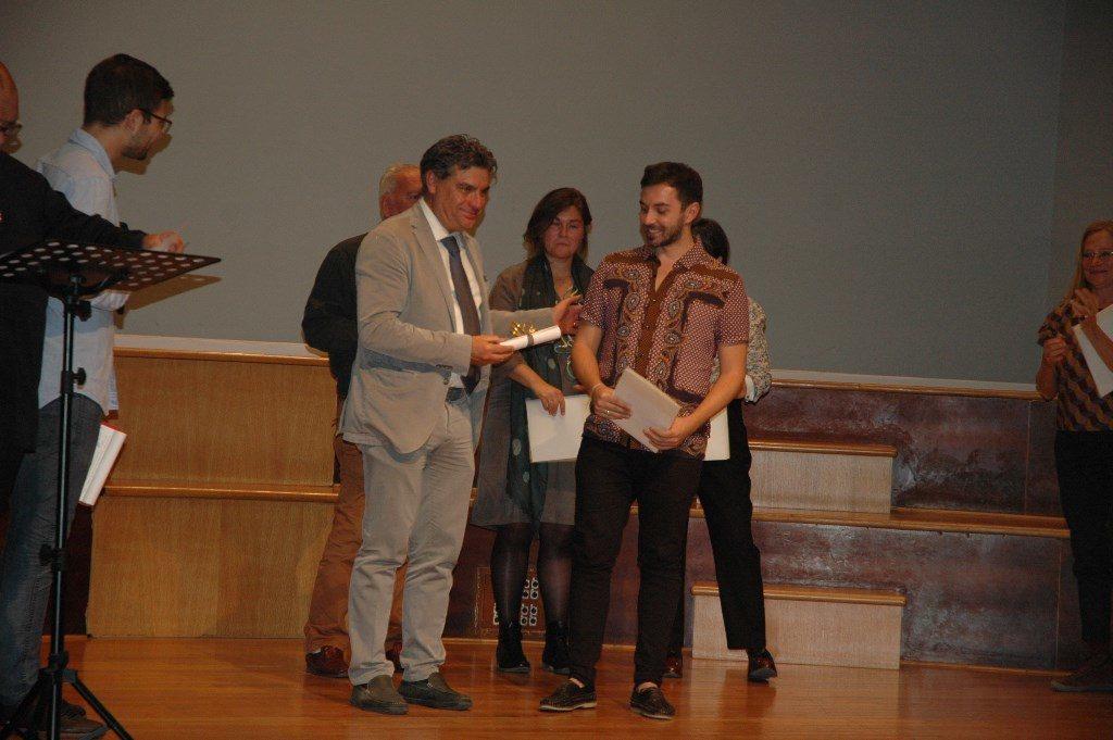 Al Premio Letteraria 2017 gli studenti premiano Basile, Mazzariol e Arena