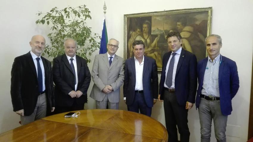 L'Università di Bologna decisa a rilanciare il Laboratorio di Biologia e Pesca di Fano con nuovi progetti