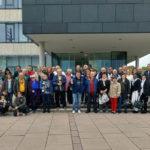 Amicizia, divertimento e sport: perfettamente riuscita la trasferta fanese a Rastatt per il Giochi del Gemellaggio