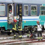 Incendio su un treno: a Senigallia una imponente esercitazione della Protezione civile marchigiana
