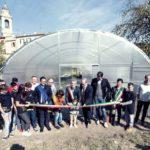 """Inaugurata ad Urbania la serra del nuovo indirizzo di Agraria del """"Della Rovere"""""""