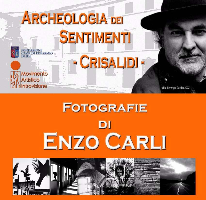 """""""Archeologia dei sentimenti"""" ha colto nel segno: successo a Jesi per la mostra di Enzo Carli"""
