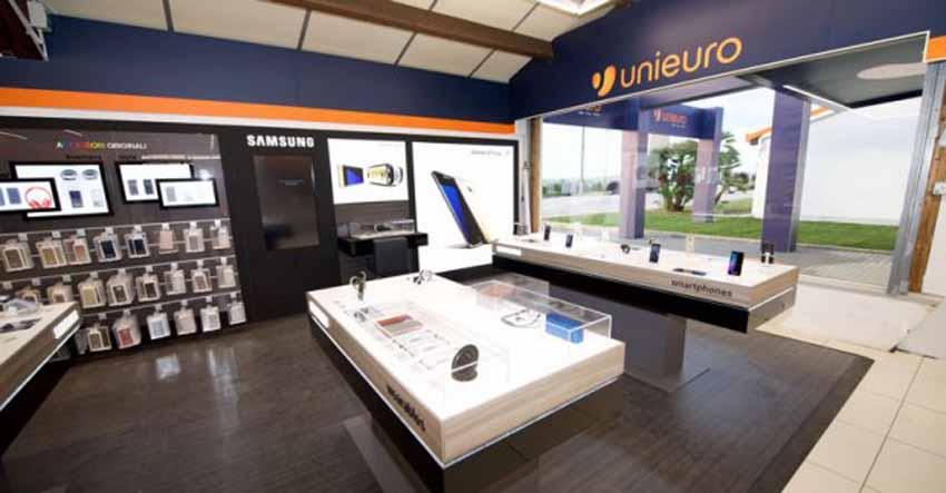 Diciannove punti vendita del Gruppo Cerioni (Euronics) passano a Unieuro