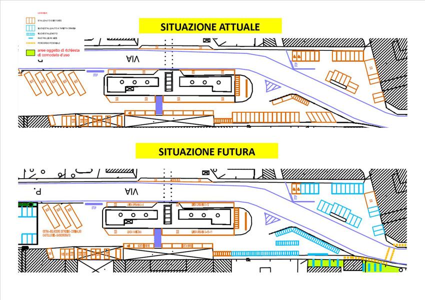 La verità sul nuovo parcheggio all'ex pinetina della stazione di Senigallia: ci saranno solo 17 posti auto in più