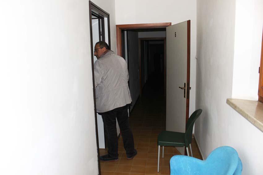 Oltre cento posti letto nell'ostello della Uisp, nei locali delle ex colonie della Gil, sul lungomare di Senigallia