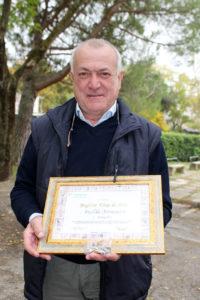 Al senigalliese Ivaldo Mencucci il Premio Magister Vitae et Artis