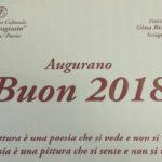 """Senigallia, al centro sociale Saline la presentazione del Calendario 2018 dell'associazione """"Nelversogiusto"""" e di Gina Bizzarri"""