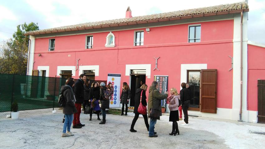 Inaugurata a senigallia la nuova comunit familiare casa - Contributo regionale fvg prima casa 2017 ...