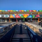 Anche a Senigallia Bausch + Lomb sostiene l'Arte Urbana con Universe