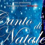 """Al Teatro Nuovo Melograno va in scena """"Canto di Natale"""", tratto da """"A Christmas Carol"""" di Charles Dickens"""