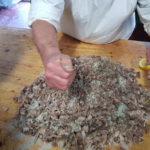 La concia del maiale, un'occasione per far festa nel rispetto di un'antica tradizione