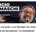Venerdì a Fano Giorgio Cremaschi apre la campagna elettorale di Potere al Popolo