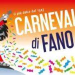 Tutto pronto a Fano per l'edizione 2018 del Carnevale
