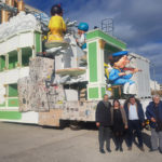 Pesaro sarà presente al Carnevale di Fano con un carro rossiniano