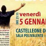 Ritrovare la felicità, a Castelleone di Suasa uno spettacolo teatrale pro Aos