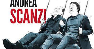 """A Fano arriva lo spettacolo teatrale di Andrea Scanzi """"Renzusconi"""""""