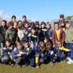 Calcio e carnevale, a Fano pallone e carri allegorici