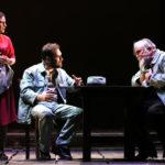 Venerdì al Teatro Sanzio di Urbino Moni Ovadia porta in scena Il casellante di Camilleri