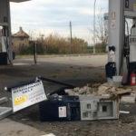 A Marotta ennesimo assalto ad un distributore di carburanti
