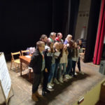 Anche gli studenti degli Istituti Maggini e Marconi di Ancona alla commemorazione dell'eccidio di Ostra