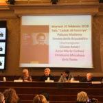 """Silvana Amati: """"Orgogliosa di chiudere la legislatura con il ricordo dell'opera di Giglia Tedesco Tatò"""""""