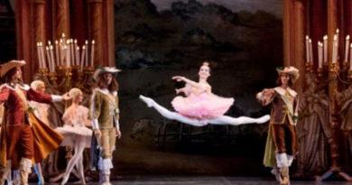 """A Cagli torna la bellezza della danza classica con i ballerini della Compagnia Almatanz che presentano """"La bella addormentata"""""""
