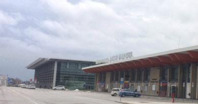 I lavoratori di Aerdorica preoccupati del loro futuro aderiscono allo sciopero del trasporto aereo