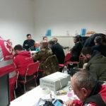 Cessato allarme a Fano, la popolazione è tornata nelle case: la bomba è stata affondata in mare e sarà fatta brillare