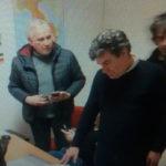 Artificieri già pronti per far brillare in mare la bomba recuperata a Fano