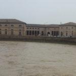 Pioggia e vento fino a martedì pomeriggio: a Senigallia resta l'allerta anche per il Misa