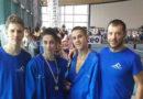 Ai campionati regionali Fin brilla una stella del Senigallia Nuoto, Giada Betti