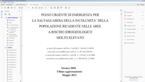"""Giorgio Sartini: """"A Senigallia il rischio idrogeologico resta molto elevato"""""""