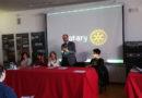 Il Rotary club Senigallia presenta le opportunità dell'Azione Giovani agli studenti dell'Istituto Bettino Padovano