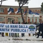 """Antonio Baldelli: """"In mezzo alla gente per difendere gli ospedali di Senigallia e Fabriano"""""""