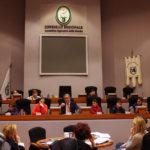 Conoscere il Consiglio regionale, in aula gli studenti della scuola primaria di Bellocchi