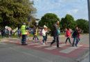 A Fano realizzati percorsi casa-scuola più sicuri per i bambini