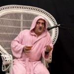 Sabato chiusura di stagione al Teatro della Concordia di San Costanzo con Geoffrey Di Bartolomeo in Sit down comedy