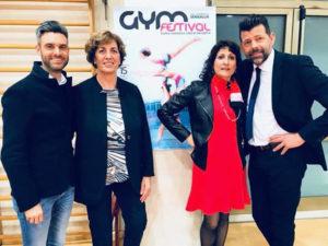 """In corso la quinta edizione del """"Gymfestival - Trofeo Scolastico Città di Senigallia"""""""