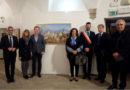 """""""Colori di Luce"""", inaugurata alla Rocca Roveresca la mostra del pittore russo Igor Ladojanine"""