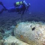 Intercettata al largo di Marotta dai subacquei della Marina Militare la bomba della seconda guerra mondiale rigettata in mare lunedì