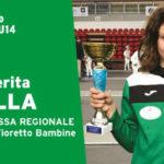 La giovanissima senigalliese Margherita Frulla è la nuova campionessa regionale di fioretto