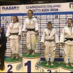 Con Carolina Mengucci Senigallia sale sul podio ai Campionati italiani Cadetti di judo