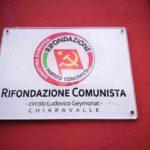 """Anche a Chiaravalle Rifondazione comunista rivendica la sua coerenza: """"Non siamo la stampella del Pd"""""""