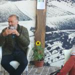 """Al Festival Hearth, a Piticchio di Arcevia, Franco Arminio ha presentato """"Resteranno i canti"""""""