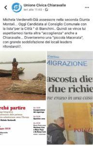 Il Pd torna a puntare il dito sul rapporto che intercorre fra la lista civica Chiaravalle Domani e la destra locale