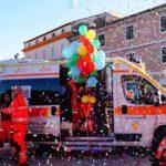 Organizzata una grande cena della solidarietà per raccogliere fondi per le attività della Croce Gialla di Chiaravalle