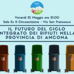 Il futuro del ciclo integrato dei rifiuti nella provincia di Ancona al centro di un incontro a Jesi