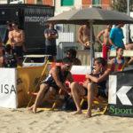 """Successo su tutti i fronti per il """"SunSen"""", il torneo di beach volley organizzato a Senigallia dai Bagni Roberto 44"""