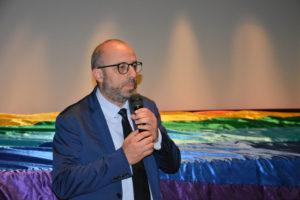 """""""Costruivo mine, ora le distruggo"""", a Senigallia la testimonianza di Vito Alfieri Fontana"""